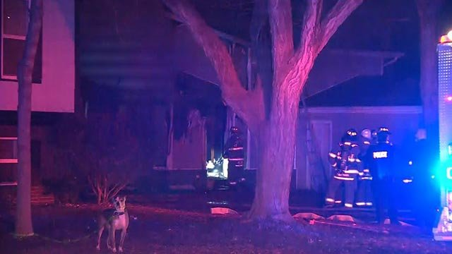 Coroner: Man found in burned Glen Carbon home was shot in head