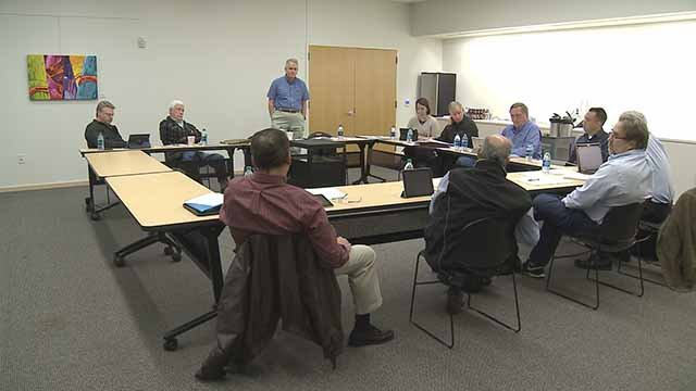 Wildwood Planning and Parks Committee meeting. Credit: KMOV