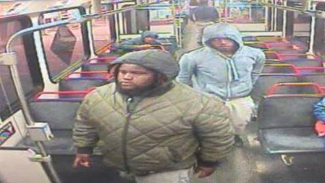Persons of interest in MetroLink incident (Credit: Police)