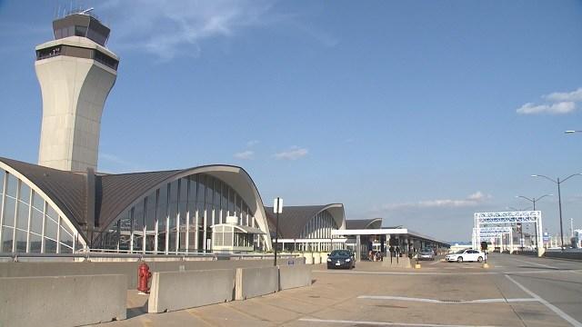 St. Louis Lambert International Airport (Credit: KMOV)