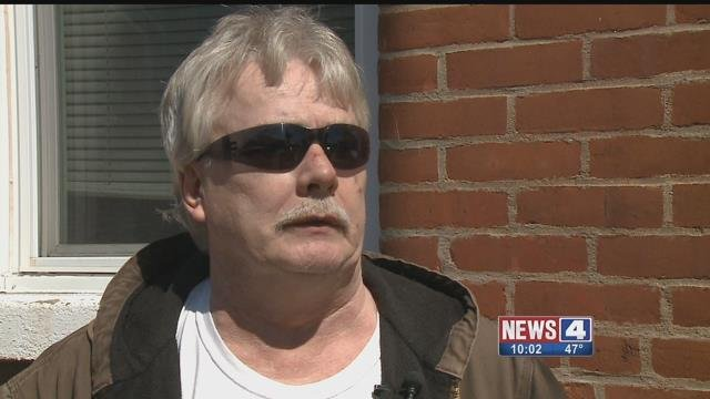 Jeff Cantrell said if he had seen just one security guard on MetroLink that night it could have changed the outcome. Credit: KMOV