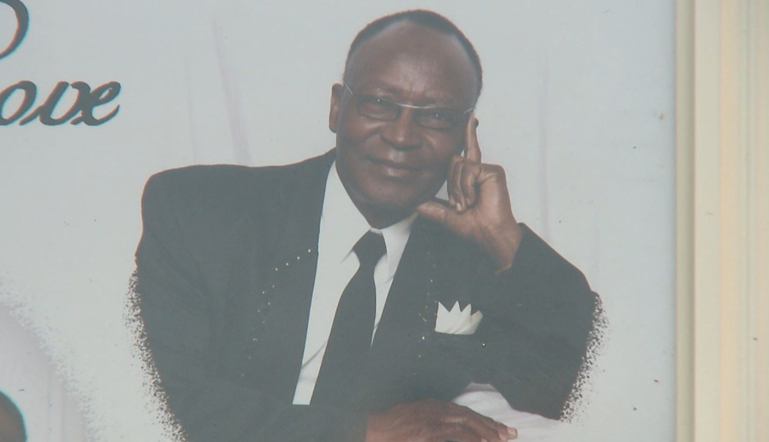 Erick Kimani, 68, was found lying on the pavement of North Highway 67 near Mondoubleau Lane around 8:20 p.m. after being hit by an unknown vehicle. (Family Photo)