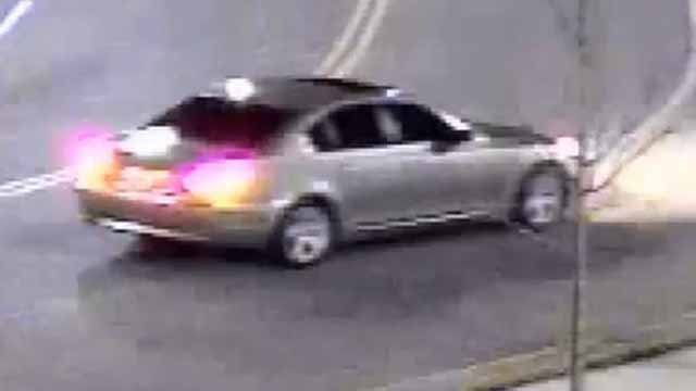 Police believe this car was involved in a hit-and-run accident that killed Erick Kimani, 68, in North County Wednesday night. Credit: KMOV