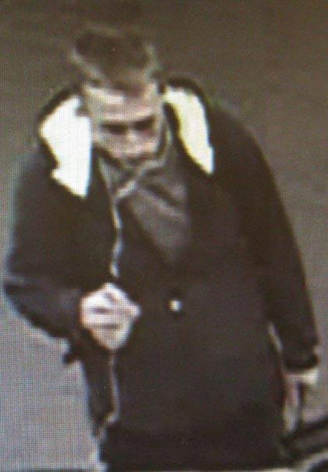 Surveillance photo of O'Fallon, Mo. suspect (Credit: Police)