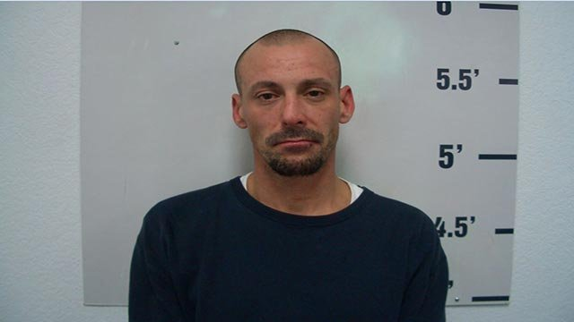 Daniel Bright is a 'person of interest' after a burglary on March 4. (Credit: Popular Bluff Police Department)