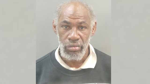 Otis Brown, 55, is accused of stealing jewelry from two women at a church on the SLU campus. Credit: SLMPD