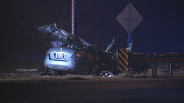 There have been four serious wrong way crashes across the St. Louis area in the past five weeks. (Credit: KMOV)