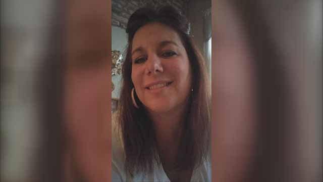 Kat Hutson was shot by her estranged husband Michael. Credit: KMOV
