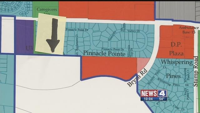 Dardenne Prairie will expand its borders if voters give the okay on April 4. Credit: KMOV
