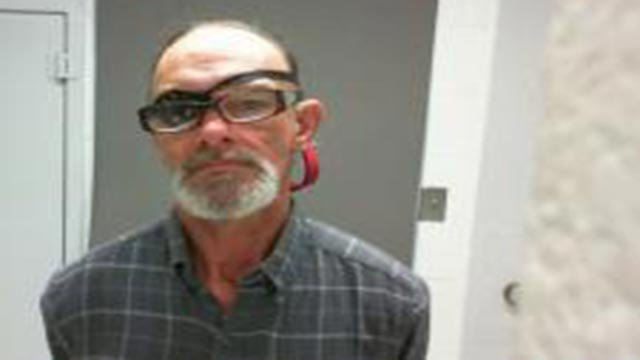Thomas Dudley accused of stealing from Cape Girardeau home (Credit: Police)