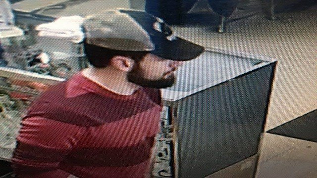 Madison County Sheriff's Department looking for two pedestrians captured on video near burglary. (Credit: Madison County Sheriff's Department)