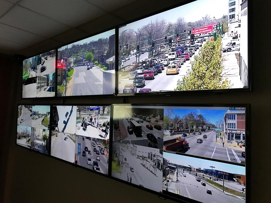 Plans were announced to install 20 security cameras and 16 license plate readers, which will be connected to the police department's Real Time Crime Center, in several neighborhoods in south St. Louis.