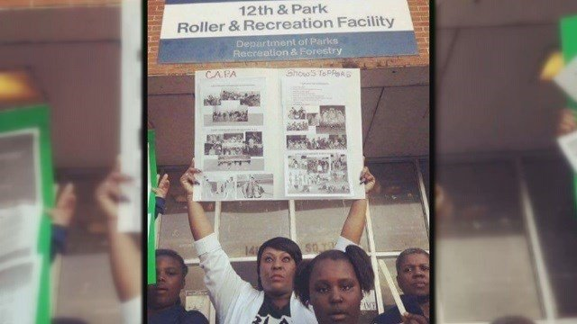 Parents and children are upset with the city of St. Louisafter being kicked out of a facility used for after school activities. (Credit: KMOV)