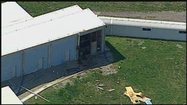 One employee is dead and three others are hurt after an explosion Tuesday in a mixing building at Lake City Army Ammunition Plant in Independence.  (KCTV)
