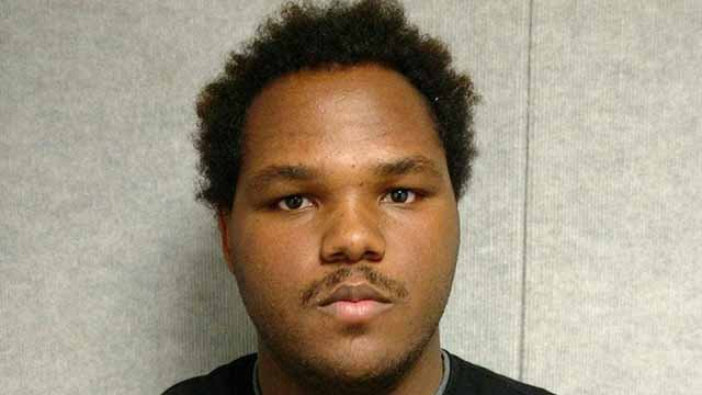 Samuel Barney, 21, is accused of committing sex crimes against a 13-year-old in Illinois. Credit: Belleville PD
