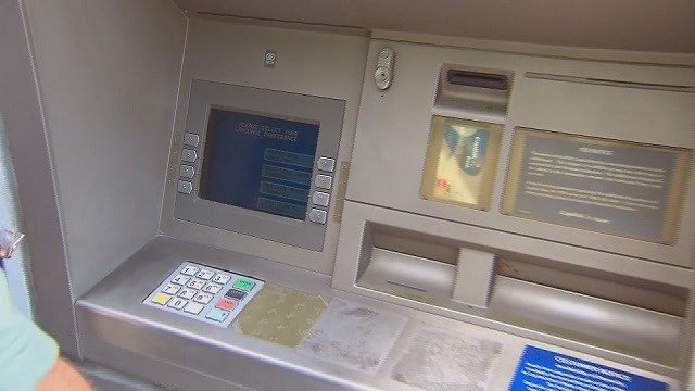 Shimmers are hidden in ATM's and gas pumps and can disable the chip on your credit or debit card. (Credit: KMOV)