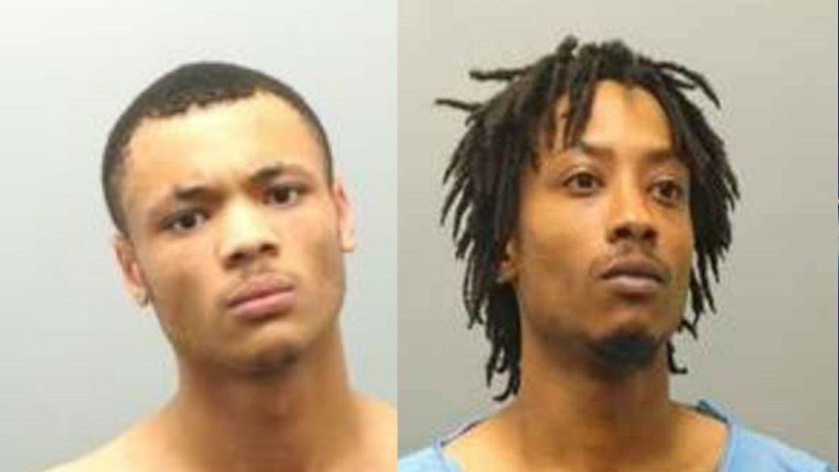 Jermaine Benjamin (Right) and Ray Ellis (Left) (Credit: Berkeley Police)