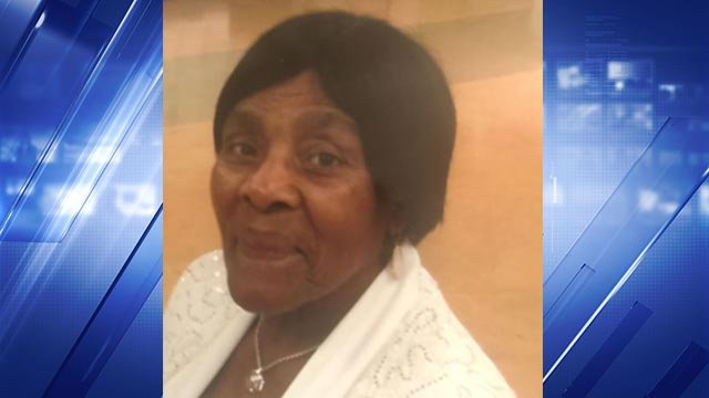 Sallie Pearl Williams was reported missing Thursday morning. (Credit: Police)