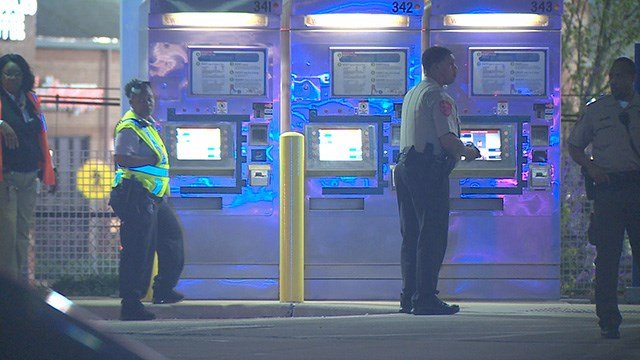 MetroLink trains back to normal operations after investigating two suspicious packages. (Credit: KMOV)