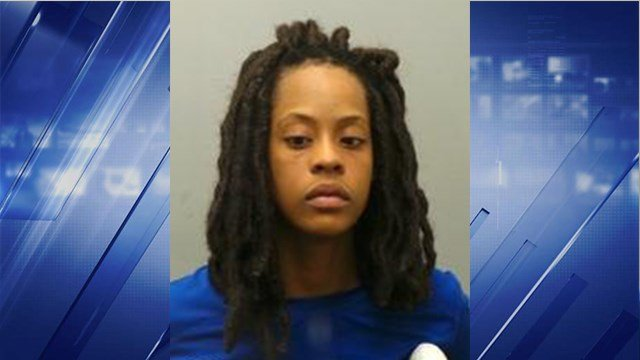 Takyla Scott is charged with second-degree murder for her involvement in a robbery scheme. (Credit: St. Louis County Police Department)