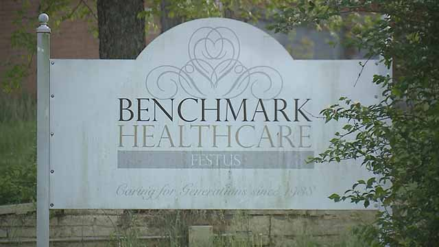 A former CEO of Benchmark Healthcare spent Medicaid money on strippers, gambling and his pet. Credit: KMOV