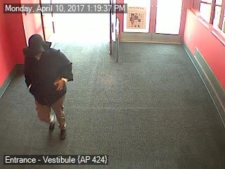 Anyone who recognizes the suspects is asked to call the Town & Country Police Department (Credit: Police)