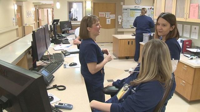 SSM Health Depaul Hospital is hosting a hiring fair for multiple positions. (Credit: KMOV)