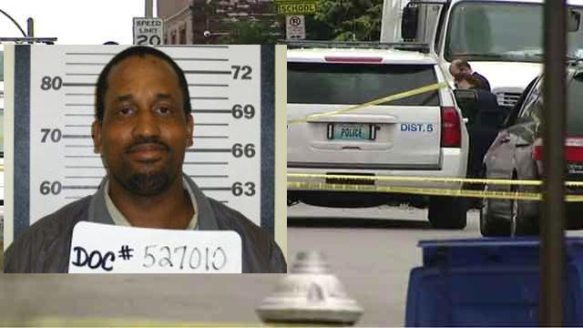 Clinton Willis, 51, of the 5800 block of Highland, shot & killed 2 Laclede Gas employees in the 5900 block of Minerva Thursday, police said (Credit: Department of Corrections/ KMOV)
