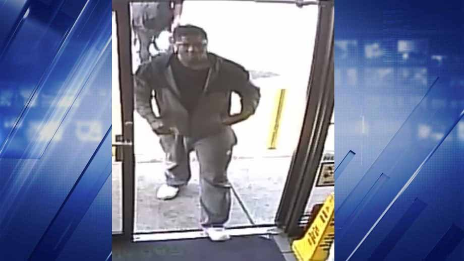Police are searching for a person of interest in the fatal shooting of 29-year-old Page McCulley. Credit: SLMPD