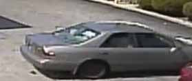 Police are also looking for this car. Credit: KMOV