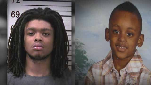Ta'mon Ford, 19, shot and killed Ronnell Jones, 11. Credit: Madison County State's Attorney