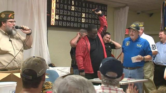 Orlando Fridge won the $484,000 jackpot. (Credit: KMOV)