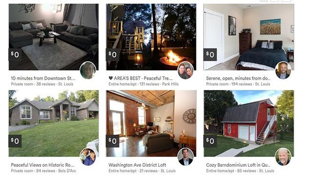 Airbnb is offering free places to stay for flood victims (Credit: Airbnb)