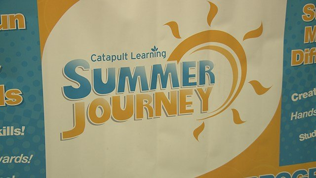 Normandy school district is offering a special summer program that is free for K through 12th graders. (Credit: KMOV)