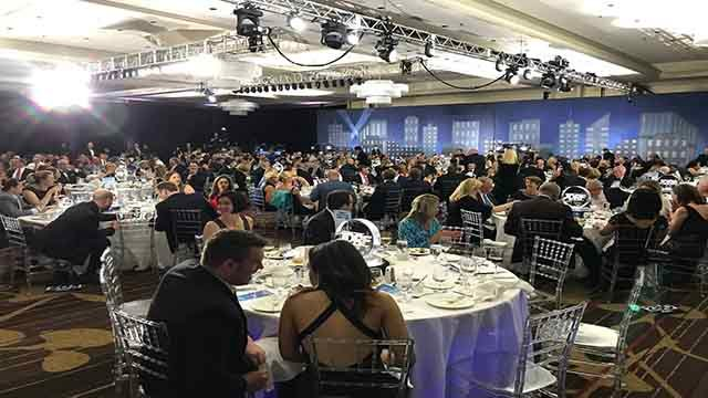The 2017 JDRF Gala (Credit: Russell Kinsaul, KMOV)