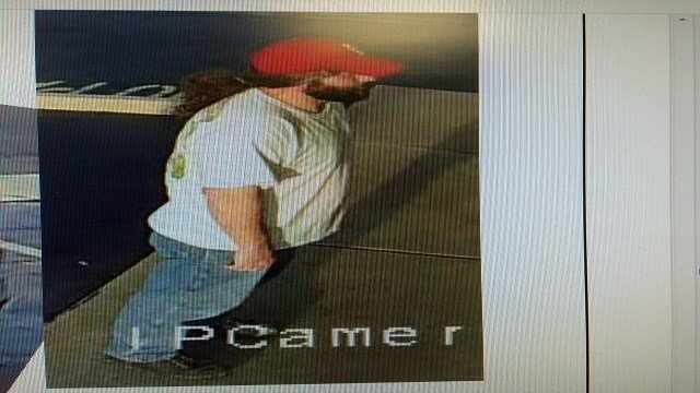 Town and Country Police are searching a suspect who used counterfeit currency at a local hospital.(Credit:)