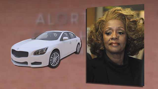 Alorton Mayor JoAnn Reed is seeking approval of a new car for the mayor's office. Credit: KMOV