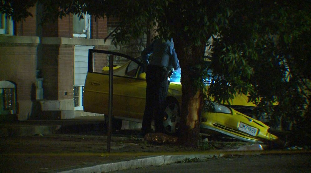 Fatal shooting in I'On Tuesday morning