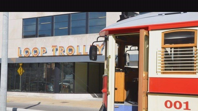 The Loop Trolley is still a few months from hitting the road, but already it is causing safety concerns. (Credit: KMOV)