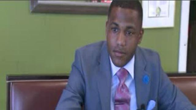 Alderman John Collins-Muhammad (Credit: KMOV)