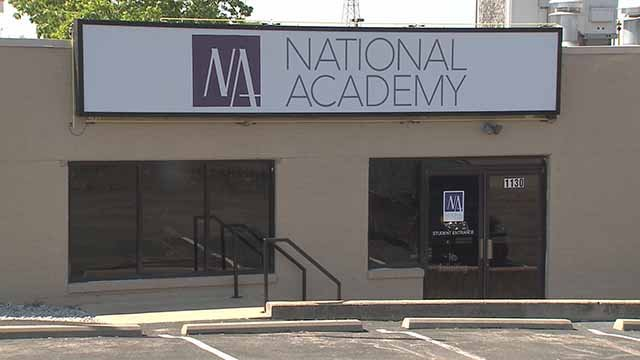National Academy of Beauty Arts. Credit: KMOV