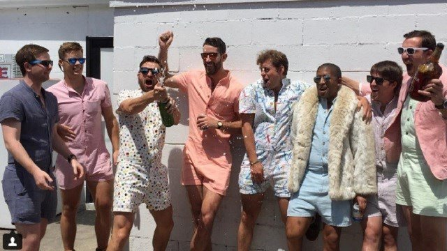 Modeling the RompHim (originalromphim/Instagram)