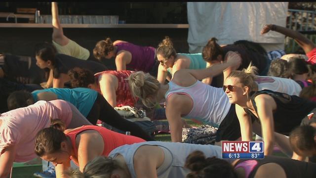 Yoga Buzz. Credit: KMOV