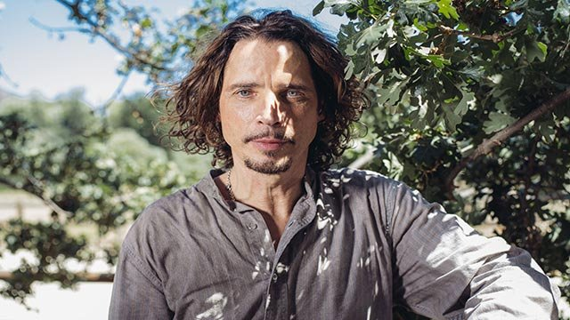 Chris Cornell poses for a portrait to promote his latest album