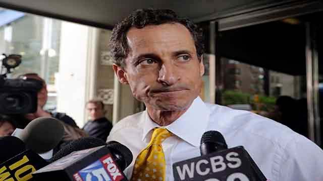 Anthony Weiner (AP Photo/Richard Drew, File)