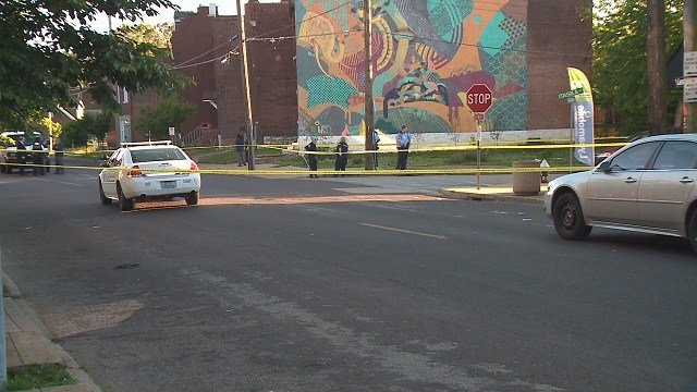 Woman injured after being shot multiple times on Sunday. (Credit: KMOV)
