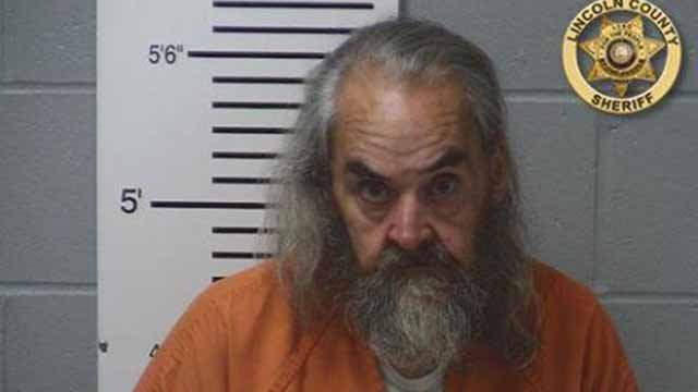 Ted Summers is accused of molesting a young girl in Lincoln County. Credit: Lincoln Co. Sheriff