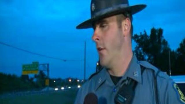 Missouri State Highway Patrol Trooper Jason Lukowski (Credit: KMOV)