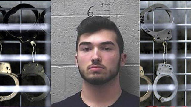 Braiden Wilson, 18, of Bismarck, is accused of stealing $2,101.96 on seven fraudulent returns from the JCPenny in Farmington.