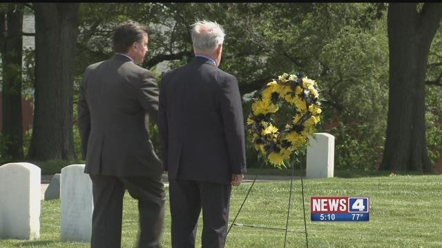 The names of soldiers who died in the Vietnam War will be read Memorial Day weekend at Sylvan Springs County Park in South County